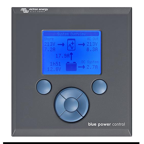 Blue Power Panel