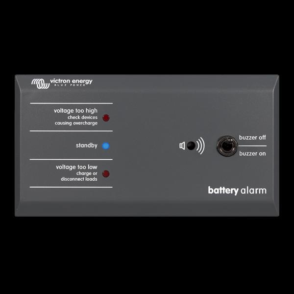 Allarme batteria GX